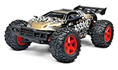 FUNCTION: 2.4GHz supporting a range of remote control about 50 meters. Running speed is 45km/h. With basic waterproof function. CHASISS SYSTEM: 4 Wheel Independent suspension system .Full-scale remote control all-wheel-drive system. BATTERY LIFE: The...