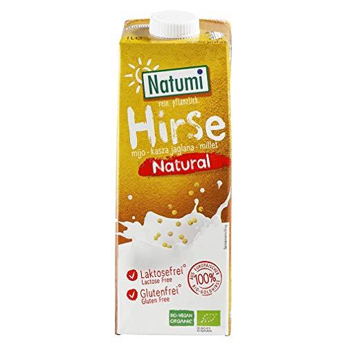 Natumi Hirse Drink Natural 1 Liter