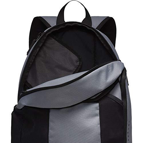 Nike Rucksack NK ACDMY TEAM BKPK, Cool Grey/Black/White, Einheitsgröße