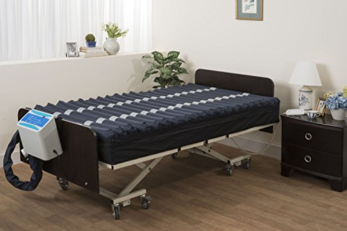Alternating Pressure Bariatric Mattress for Hospital Beds with Pump -...
