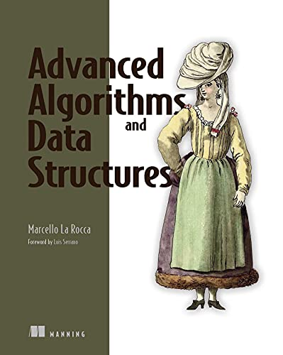 Advanced Algorithms and Data Structures Front Cover