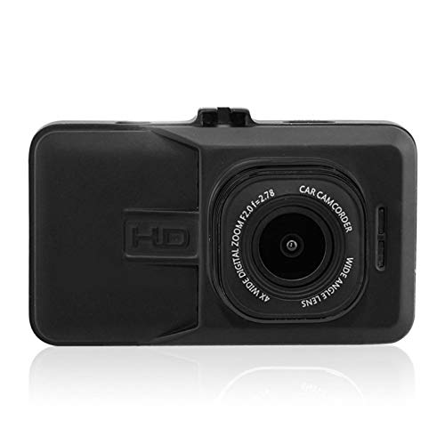Dash Cam, Full HD 1080P 3'Car Car Camera Driving Recorder Front And Rear With Motion Detection Night Vision G Sensor Parking Monitor Loop Recording For Cars Trucks Vans And Other Vehicles