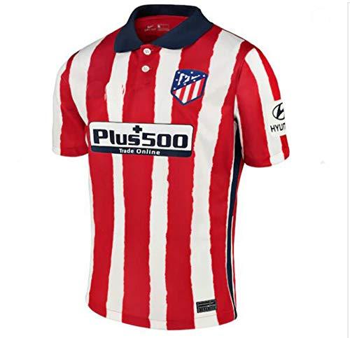 Zena KN Camiseta de fútbol Personalizado Camisetas Futbol Personalizada Nombre Número Camisa para Hombres (1ª equipación, L)