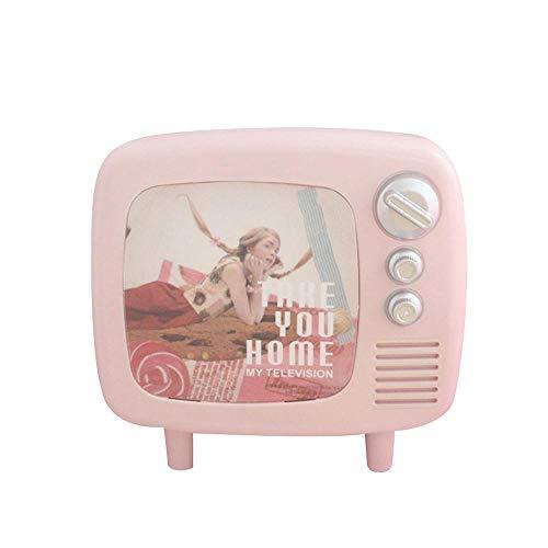 Niedliche Vintage TV Sparschwein Dekoration Geld sparen Box mit Sparbüchse mit Foto Dekoration Fotografie Zubehör Kinderspielzeug