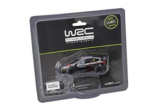 WRC - Accesorios slot, Ford Fiesta, multicolor (Fábrica de Juguetes 91201) , color/modelo surtido