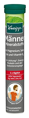 Kneipp mineraalstoffen voor mannen, 2 stuks (2 x 15 tabletten)