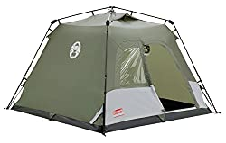 coleman 4 man instant tent