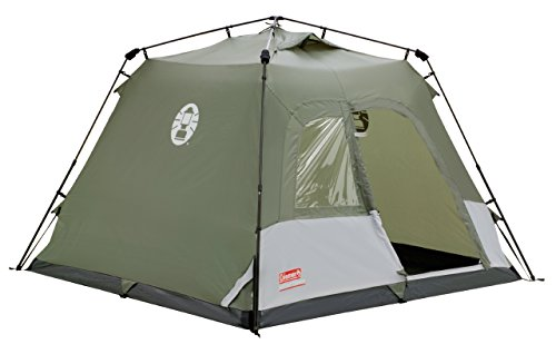 Coleman Tent - Green/White