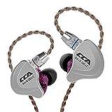 CCA C10 Better in Ear Headphones/Earphones Design HiFi five Drivers Hybrid (4 Balanced Armature + 1 Dynamic)...