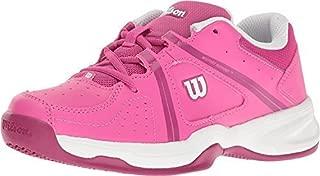 WILSON Envy Jr Tennis Shoe - Rose/Violet/White (Big Kid)