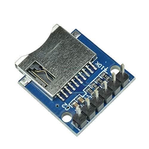 2PCS TF Micro SD Card Modul Mini SD Card Modul SpeicherModul für Arduino ARM AVR