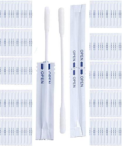100 bastoncini, tamponi per pulizia IQOS, GLO pro sigaretta elettronica accessori sigaretta iqos 2.4 Plus, 3 glo cleaning stick cotton fioc iqos