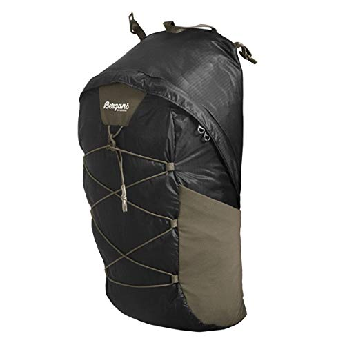 Bergans Plus Daypack Rucksack, Dark Green mud