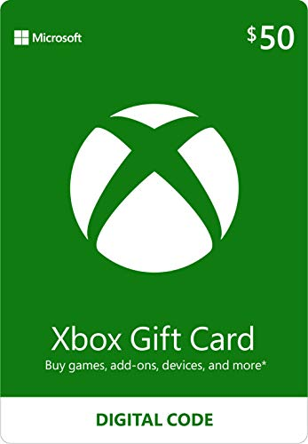 $50 Xbox Gift Card [Digital Code] Delaware