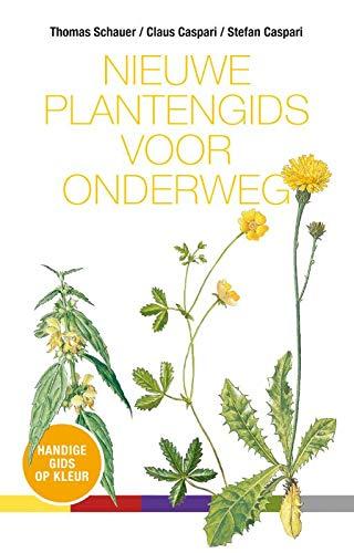 Nieuwe plantengids voor onderweg: alle veelvoorkomende planten van Europa, gerubriceerd op kleur