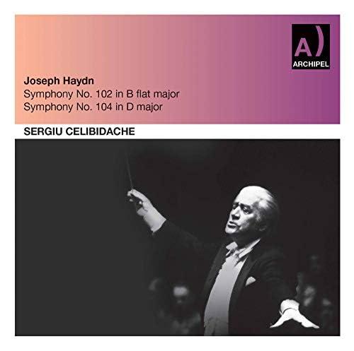 Orchestra Alessandro Scarlatti di Napoli della RAI feat. Sergiu Celibidache