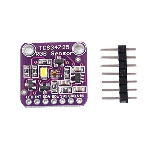 DollaTek TCS34725 RGB Licht Farbsensor Erkennungsmodul für Arduino