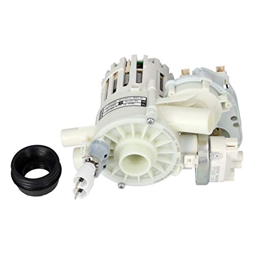 Umwälzpumpe Magnetpumpe Pumpe Spülermotor Motor komplett Mppw01-31/4 Geschirrspüler Spülmaschine ORIGINAL Miele 10397274