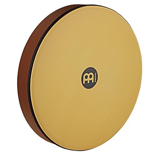 "MEINL Percussion マイネル フレームドラム Synthetic Head Hand Drum 16"" HD16AB-TF 【国内正規品】"