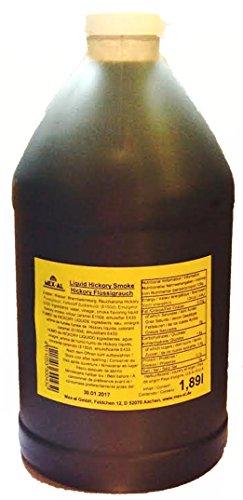 Mex-Al LIQUID SMOKE Hickory Flüssigrauch - 1,89 L