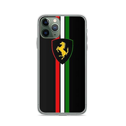 Phone Case Ferrari Compatible with iPhone 6 6s 7 8 X XS XR 11 Pro Max SE 2020 Samsung Galaxy Shockproof Scratch