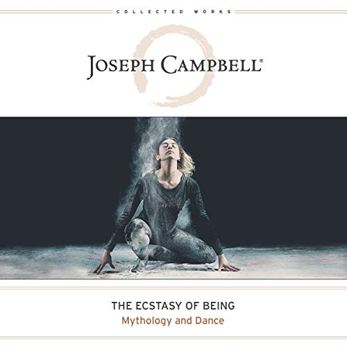 The Ecstasy of Being audiobook cover art