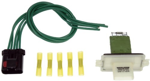 03 durango blower motor resistor - 1