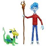 Disney Onward Figura de Juguete Ian con Staff y Blazey (Mattel GMM15)