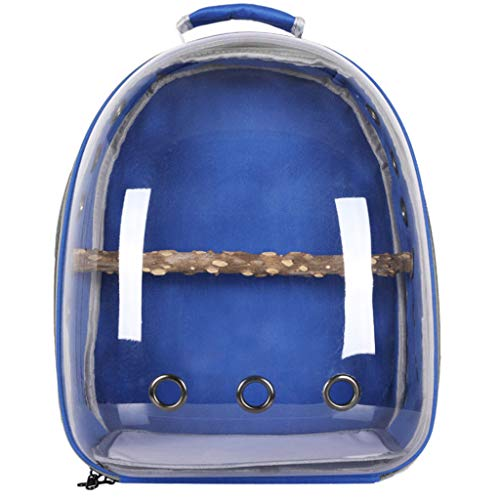 PING Bird Carrier Mochila, mochila de viaje con percha de pie