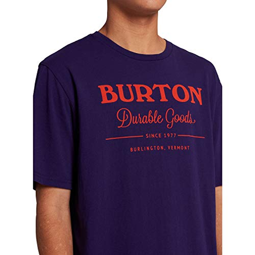 Burton Durable Goods Camiseta Hombre