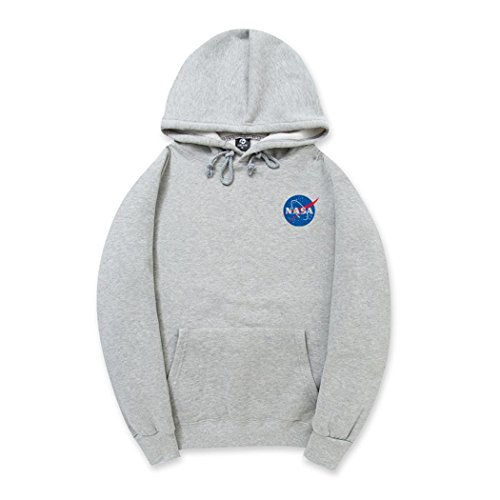 Nasa Hoodie befied Nasa National Space Administration Astronaut Logo Kapuzenpullover Jacke