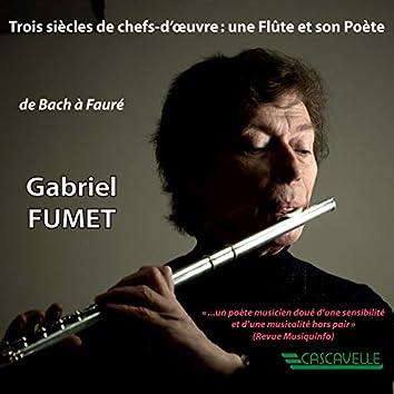 Bach - Telemann - Mozart - Fauré: Works for Flute