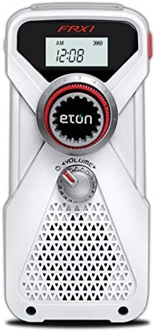 American Red Cross Emergency Weather AM FM NOAA Radio with LED Flashlight product image