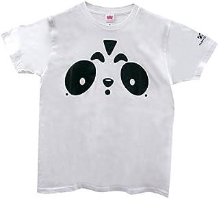 べぃびーにこぱんだ Tシャツ (130cm, AP-001 White)