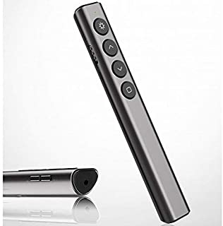 Wireless presenter with wireless mouse