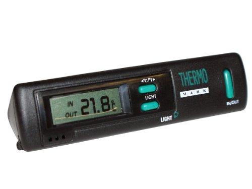 APA Thermomètre digital intérieur/extérieur