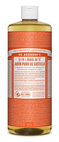 Shampoos Para Psoriasis marca Dr. Bronner