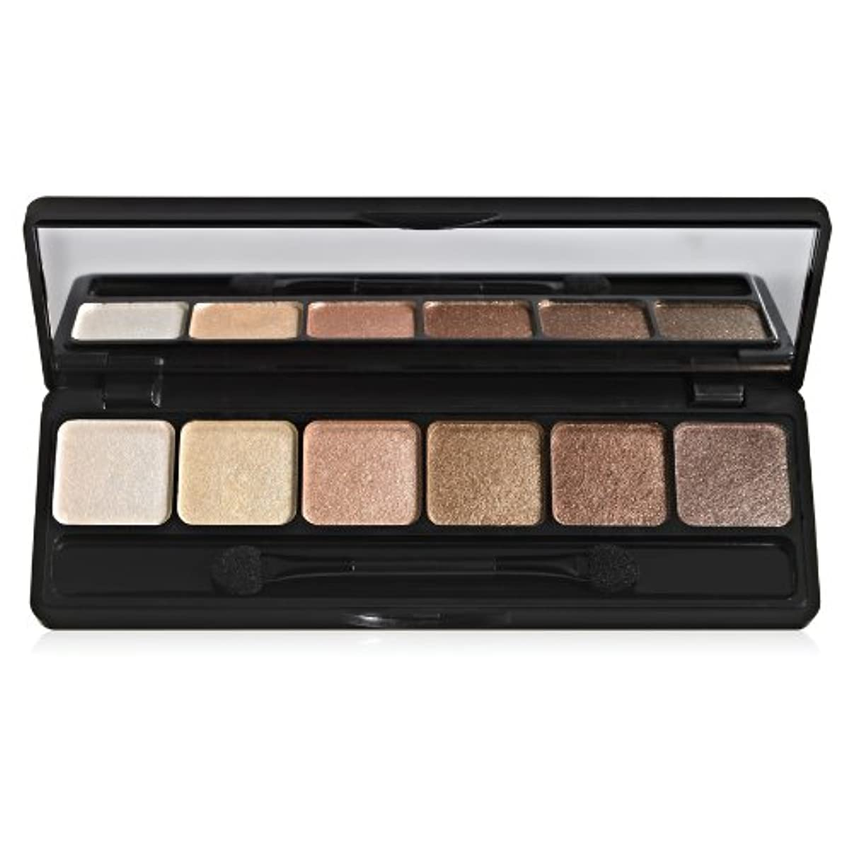 パッケージ通信網空いているE.L.F. Cosmetics, Studio, Prism Eyeshadow, Naked, 0.42 oz (12 g)