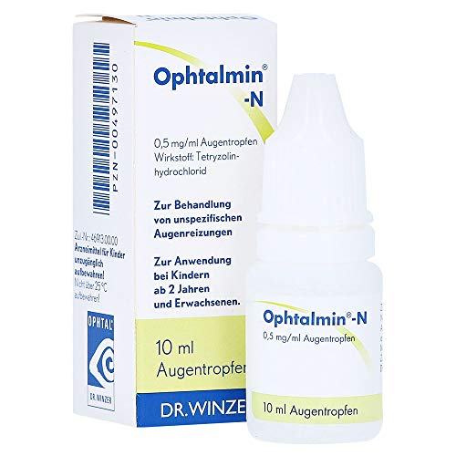 Ophtalmin-N Augentropfen, 10 ml