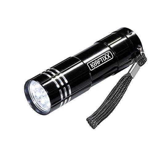 Einhell 49948291 – Lampe de poche avec 9 LEDs