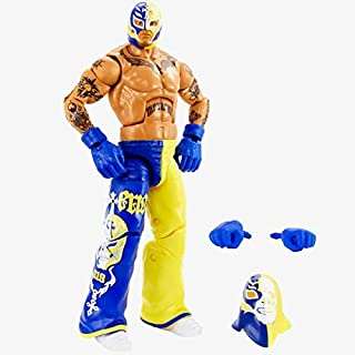 WWE Elite Rey Mysterio Network Spotlight Figure