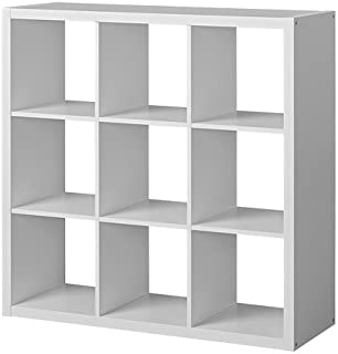 Ikea' Kallax Shelf Unit Bookcase Storage (White)