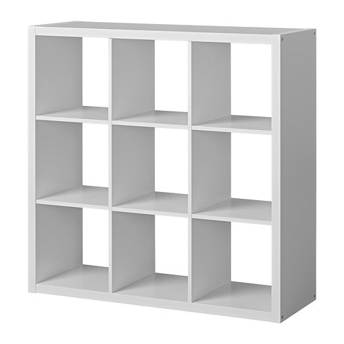 Ikea' 004.155.99 Storage Shelf, White