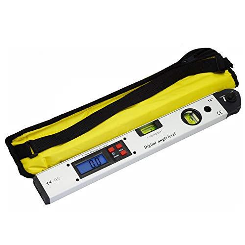 Elektronische gradenboog voor waterpas, digitaal, meethoek, 400 mm