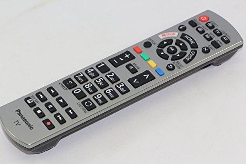 Panasonic n2qayb001115Original Fernbedienung für Fernseher 4K mit Netflix Button