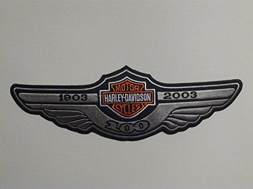 Artikel eird am nächsten Tag versand!Aufbügler Harley Davidson patch 29 cm x 9 cm kann auch aufgenäht werden