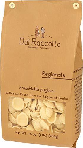 Dal Raccolto Orecchiette Pasta, 1.0 lb