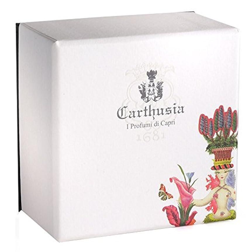レタスコンテンツ結婚したカルトゥージア ヴィアカメレーレ ソリッドパフューム(練り香水) 15ML CARTHUSIA VIA CAMERELLE SOLID PARFUM [並行輸入品]