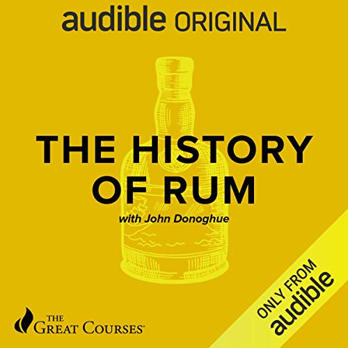 The History of Rum cover art
