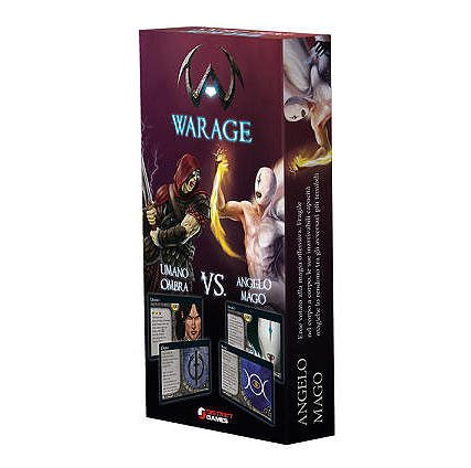 Warage Duel Pack: Umano Ombra vs. Angelo Mago